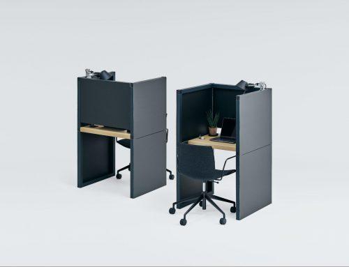 集中する為の書斎「Think Lab HOME」に 日本化工機材の「角紙管」が使用されました